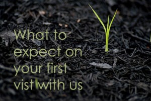 Your First Visit With Us