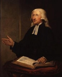 John Wesley, painted by William Hamilton