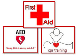 first aid & Cpr